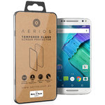 Aerios 9H Tempered Glass Screen Protector for Motorola Moto X Style