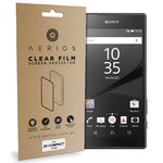 Aerios (2-Pack) Clear Film Screen Protector for Sony Xperia Z5 Compact