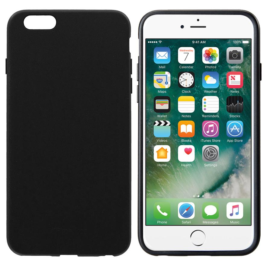 purchase cheap 32581 4f73c Melkco Poly Jacket Case for Apple iPhone 6 Plus / 6s Plus - Black