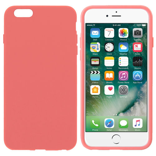 Melkco Poly Jacket Case for Apple iPhone 6 Plus / 6s Plus - Pink
