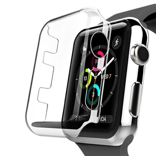 (3-Pack) Clear Screen Protector Guard Case - Apple Watch 42mm Series 2