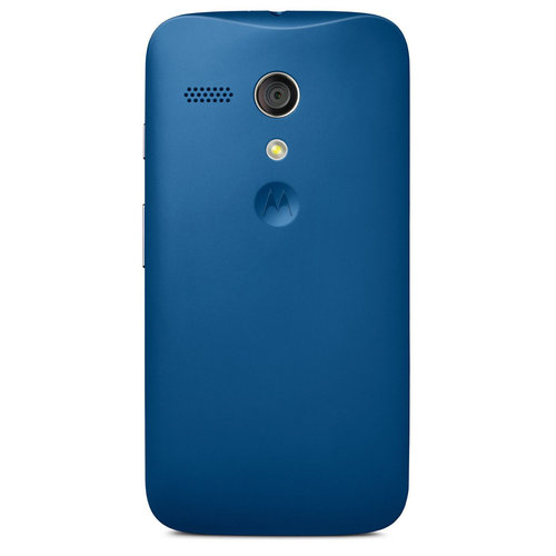 Replacement Back Cover Case for Motorola Moto G (1st Gen) - Blue