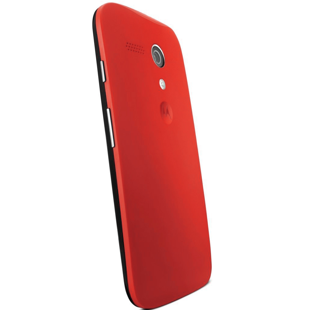 brand new b9899 7a6df Replacement Back Cover Case for Motorola Moto G (1st Gen) - Red