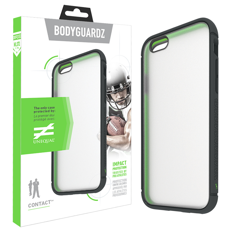 Bodyguardz Iphone  Plus Case
