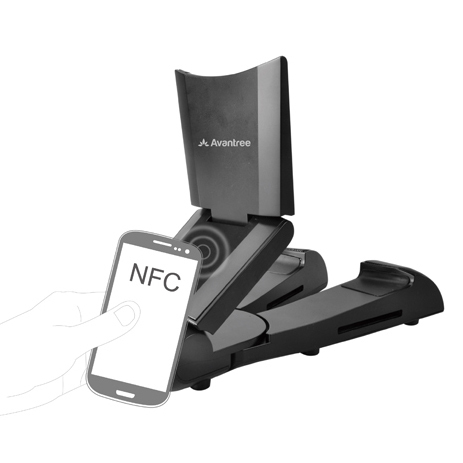 Avantree Standola Tablet Stand With Nfc Bluetooth Speakers