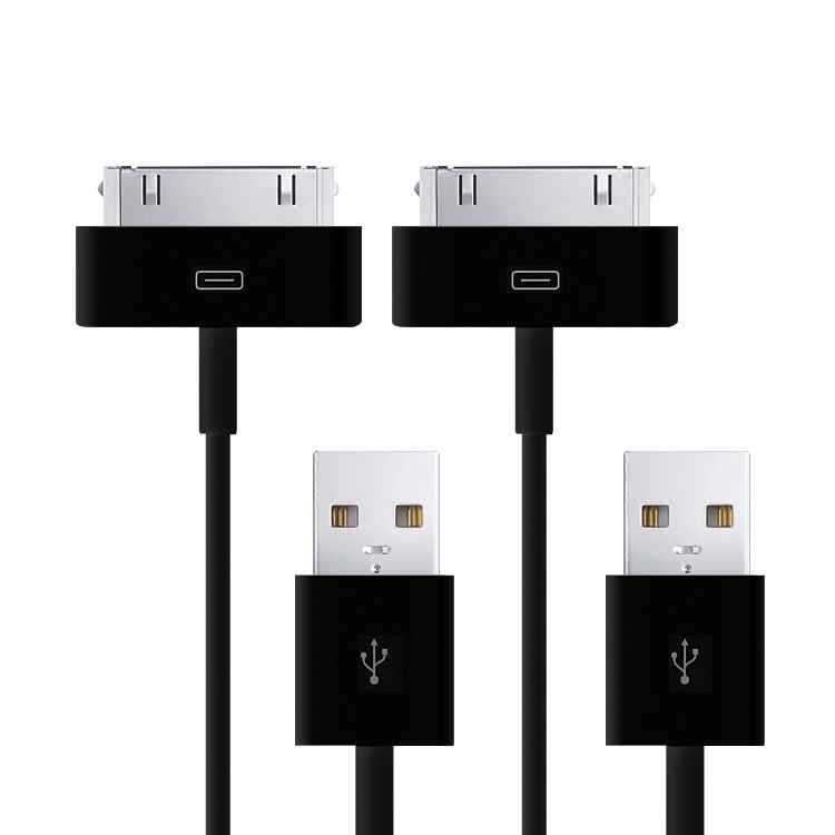 6edbe84a7330ec 1m (2-Pack) 30-Pin to USB Data Charging Cable for Samsung ...