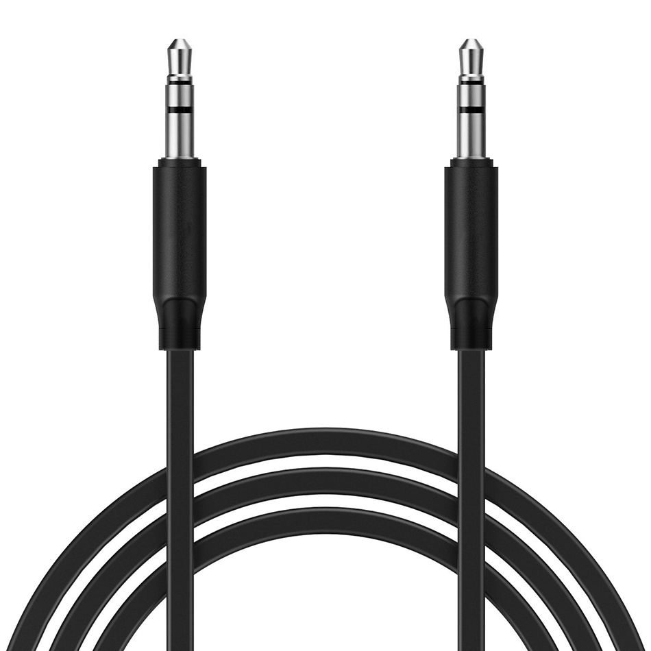 1m Male Stereo 3 5mm Auxiliary Audio Cable (1m)