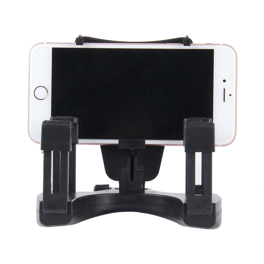 Universal car rear view mirror mount holder for phones for Mirror holders
