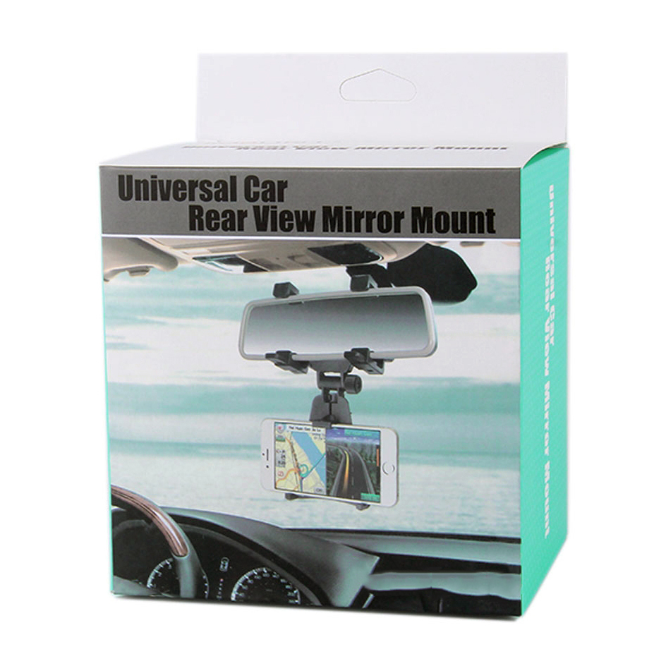 Car rearview mirror mount holder car reviews -  Universal Car Rear View Mirror Mount Holder For Mobile Phones