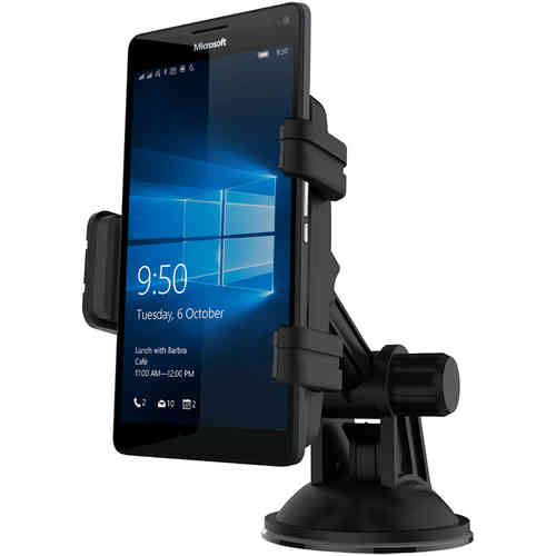 Kidigi Car Mount Holder & USB-C (Type-C) Cable for Microsoft Lumia 950