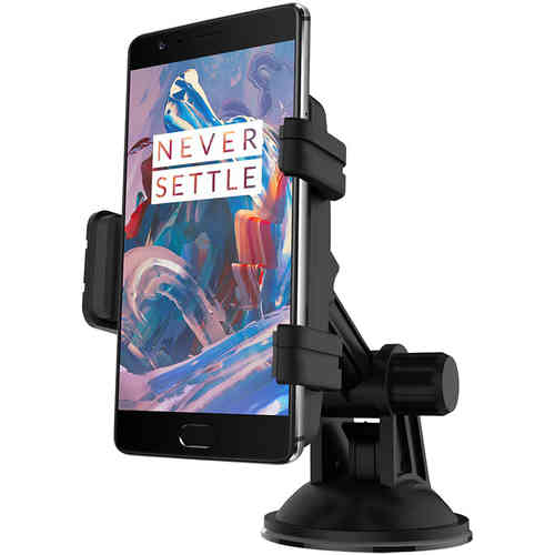 Kidigi Car Mount Holder & USB-C Type-C Cable Charger - OnePlus 3 / 3T