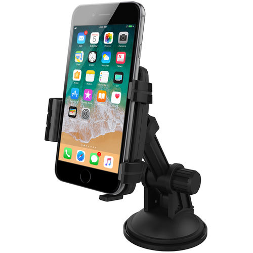 Kidigi Car Mount Holder & Charging Cradle for Apple iPhone 8 / 8 Plus