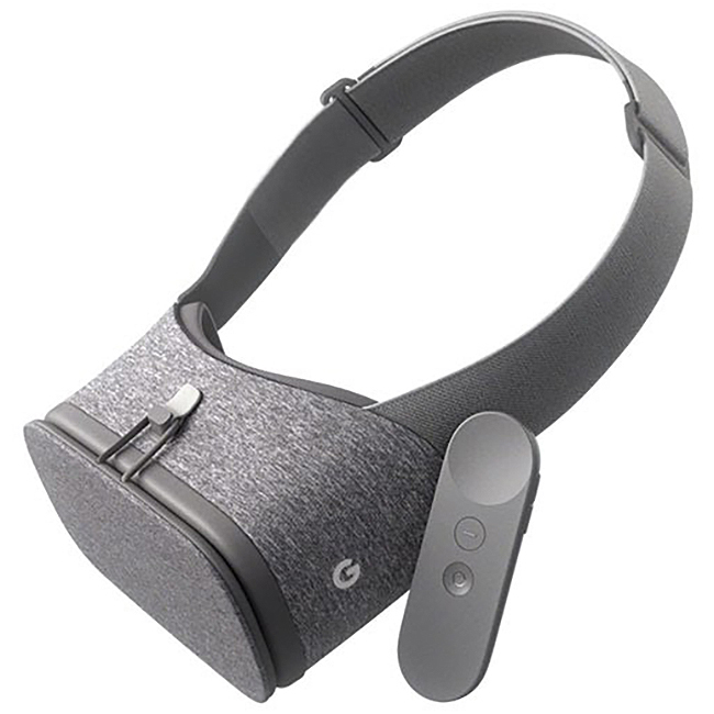 Google Daydream View VR Headset & Controller (Slate)