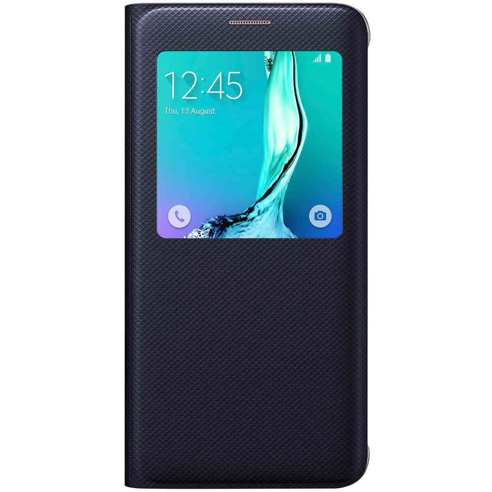 the latest 42bc5 bd734 Samsung Galaxy Note 5 S-View Cover (Blue / Black)