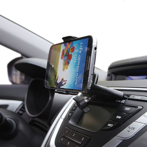 ExoGear ExoMount Touch CD Slot Car Mount Holder for Mobile Phone