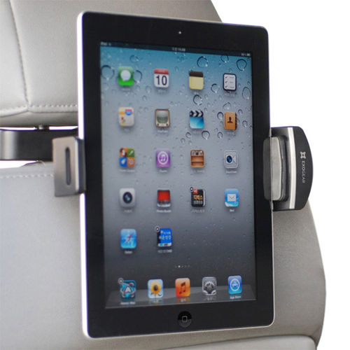 ExoGear ExoMount Tablet Headrest Car Mount Holder for Apple iPad