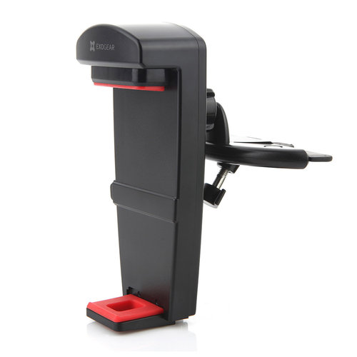 "ExoGear ExoMount 8"" Tablet S CD Slot Car Mount Holder for iPad Mini"