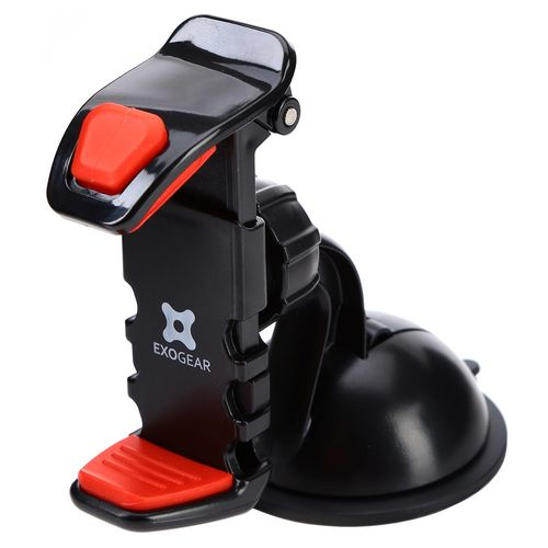 ExoGear ExoMount Ultra Suction Cup Car Mount Holder for Mobile Phones
