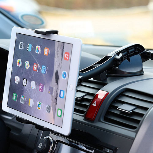 ExoGear Tablet ExoMount Ultra Long Arm Suction Car Mount iPad Holder