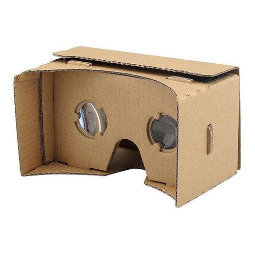 fd1dd74ceb2 Google Cardboard 1.0 (1st Gen) VR Virtual Reality Headset (DIY Kit)