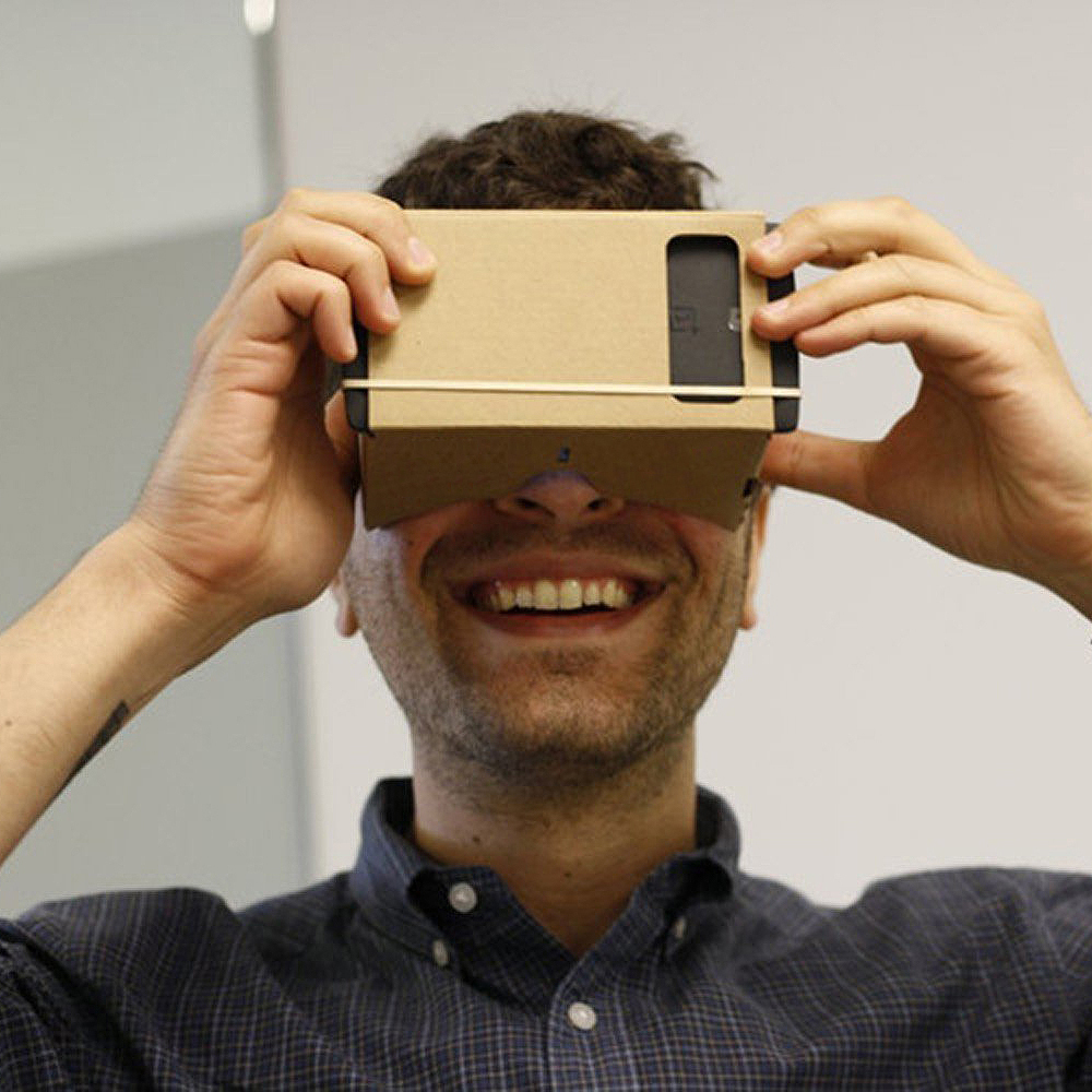 000d1357251 ... Google Cardboard 1.0 (1st Gen) VR Virtual Reality Headset (DIY Kit) ...