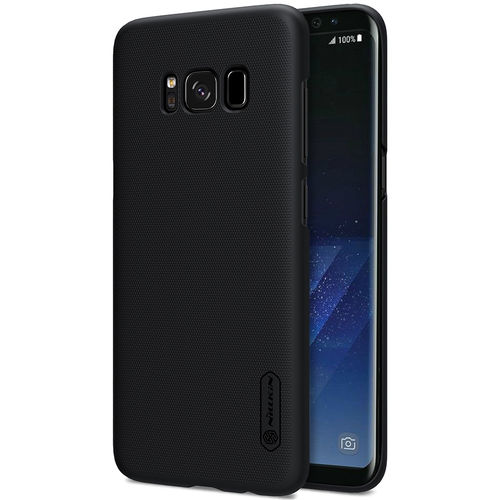 Nillkin Frosted Shield Hard Case for Samsung Galaxy S8+ (Black)