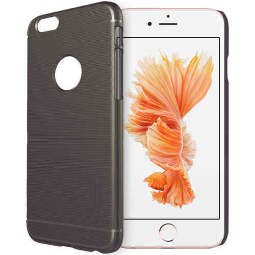 Nillkin Super Frosted Shield Case for Apple iPhone 6 / 6s - Brown