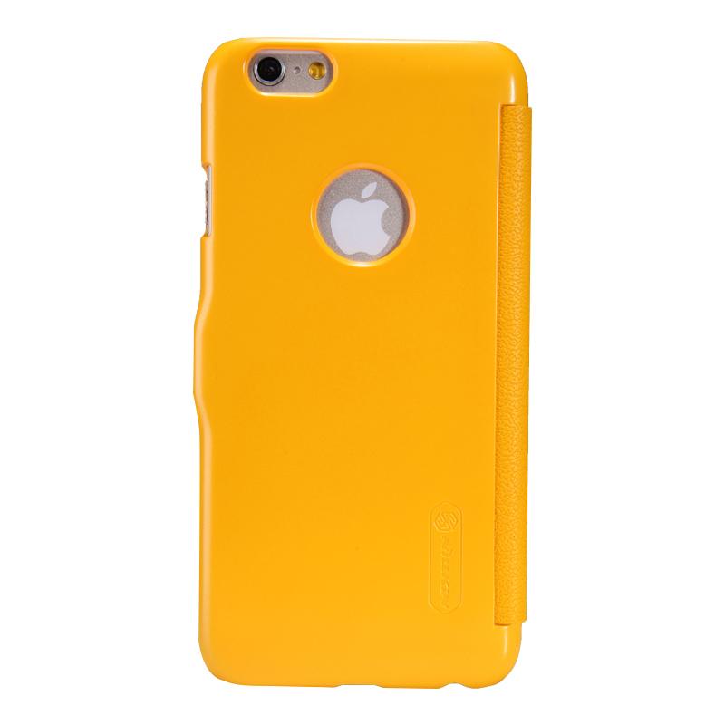 iphone 6 flip case yellow