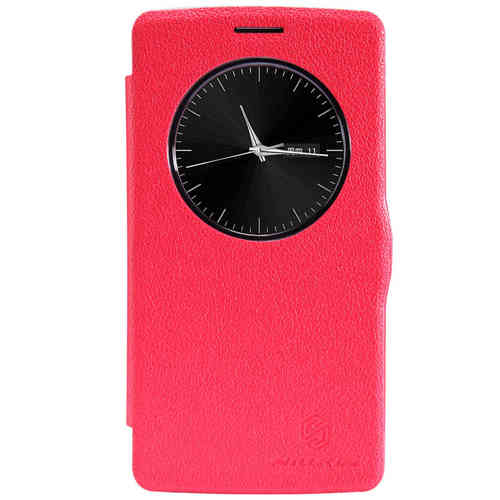 Nillkin Fresh Quick Circle Flip Case for LG G3 Beat - Red