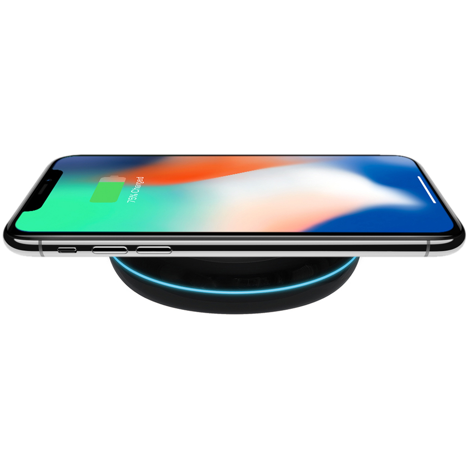 the latest 2744c faec3 10W Fast Wireless Charging Orb for Apple iPhone Xs / 8 Plus