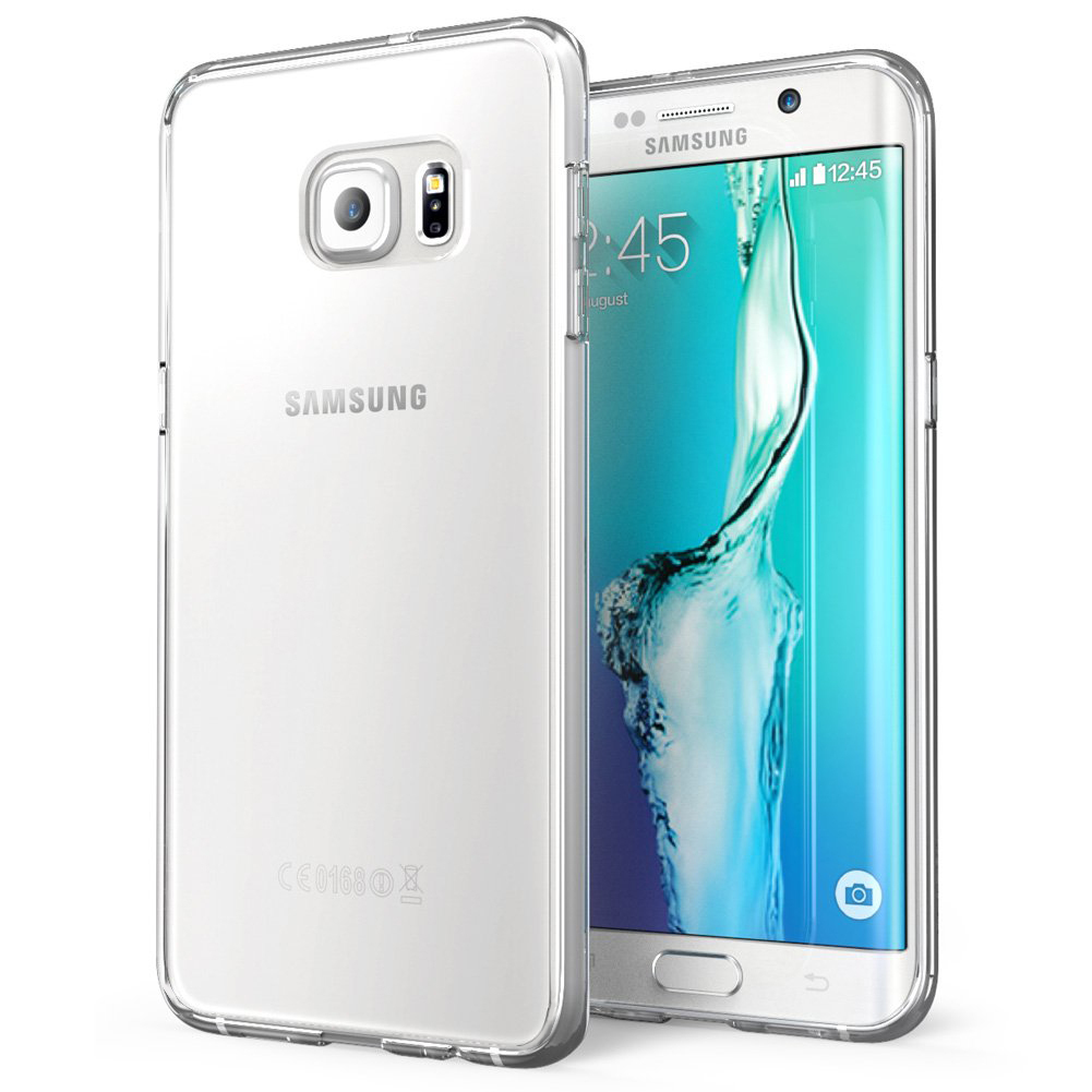 best sneakers 5d544 cbbec Flexi Crystal Clear Case - Samsung Galaxy S6 Edge Plus