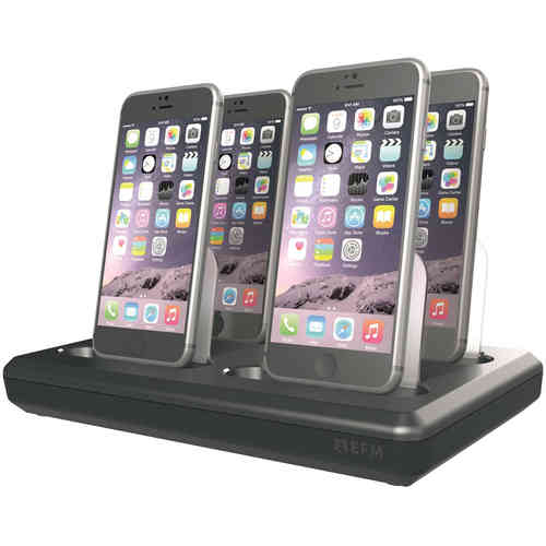 EFM MFi Docking Station Charging Hub V2 for Apple iPhone / iPad / iPod