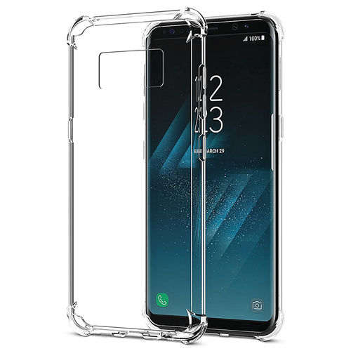 Flexi Shock Air Cushion Case for Samsung Galaxy S8 - Clear
