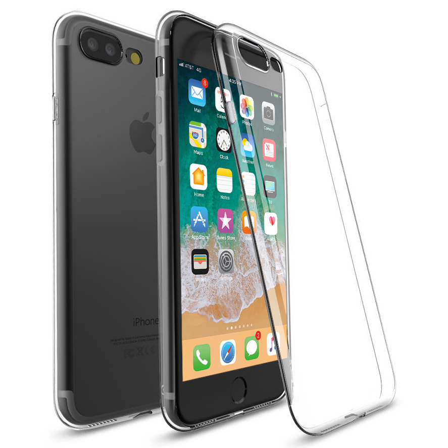 thin gel case for iphone 8