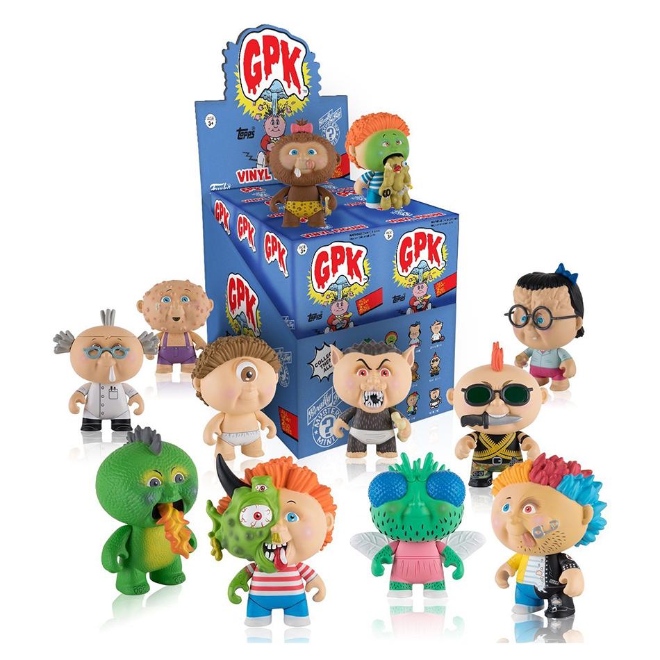Garbage Pail Kids Series  Funko