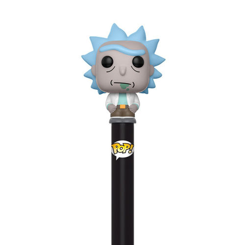 Funko Collectible Rick and Morty - Pop! Pen Topper (Rick)
