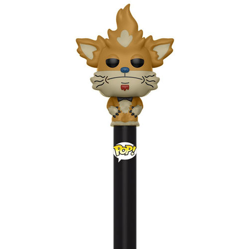 Funko Collectible Rick and Morty - Pop! Pen Topper (Squanchy)