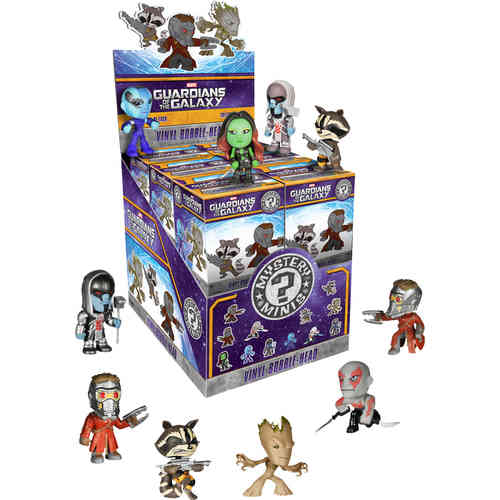 Funko Mystery Minis Bobblehead Box - Guardians of the Galaxy