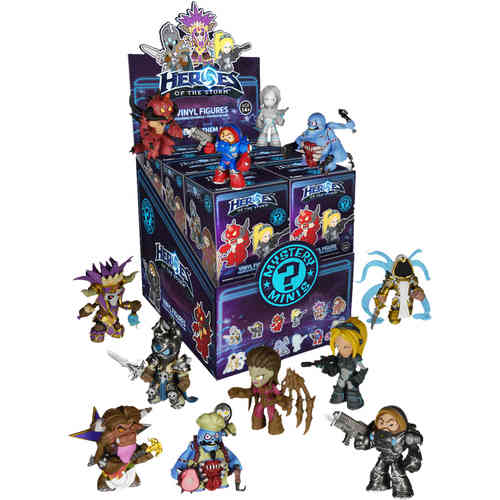 Funko Mystery Minis Heroes of the Storm Vinyl Figure (Blind Box)