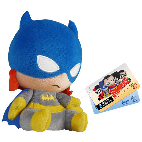 Funko Pop! DC Comics Superheroes Batgirl Mopeez Plush Toy