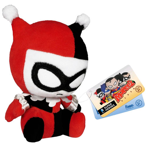Funko Pop! DC Comics Superheroes Harley Quinn Mopeez Plush Toy