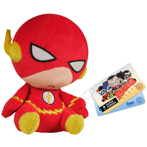 Funko Pop! DC Comics Superheroes The Flash Mopeez Plush Toy
