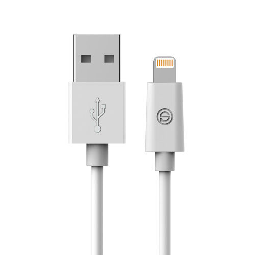 1m OPSO MFi Certified Lightning to USB Data Charging Cable - Grey