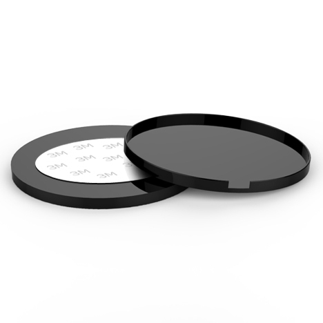 Kidigi (2-Pack) Car Holder Dashboard Mounting Plate (3M Adhesive Disc)