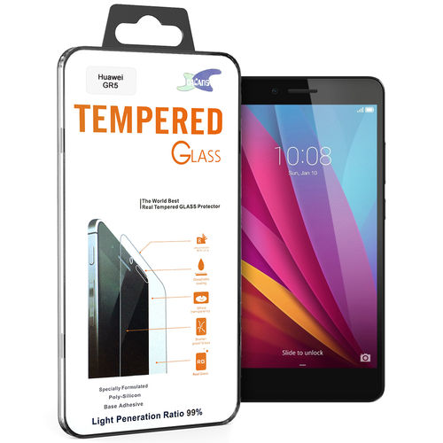9H Tempered Glass Screen Protector for Huawei GR5 (2015) / Honor 5X