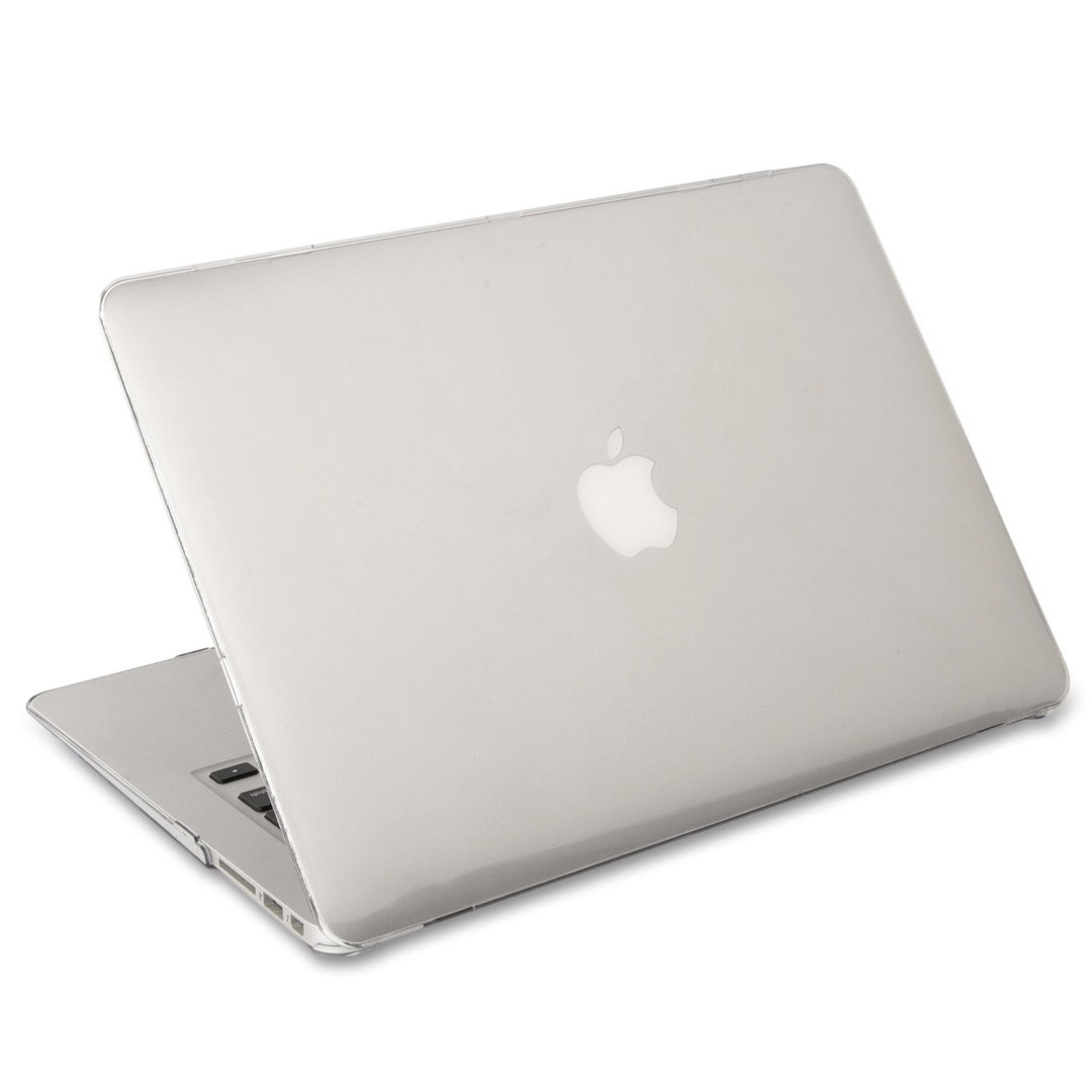 new concept 542c8 df372 Crystal Shell Hard Case - Apple MacBook Air 13-inch (Clear)