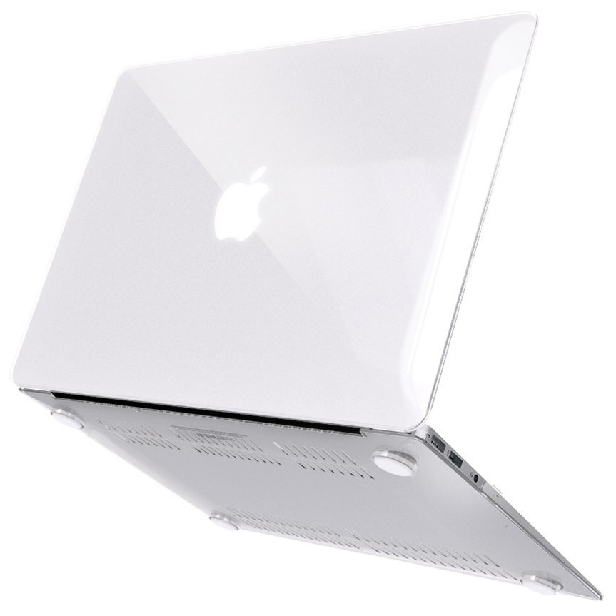 new concept c1f7d d6c51 Crystal Shell Hard Case - Apple MacBook Air 13-inch (Clear)