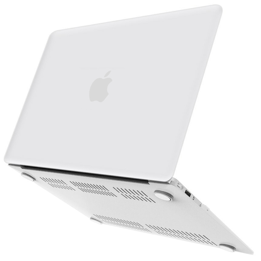 competitive price 44064 805ce Frosted Shell Hard Case - Apple MacBook Air 13-inch (White)