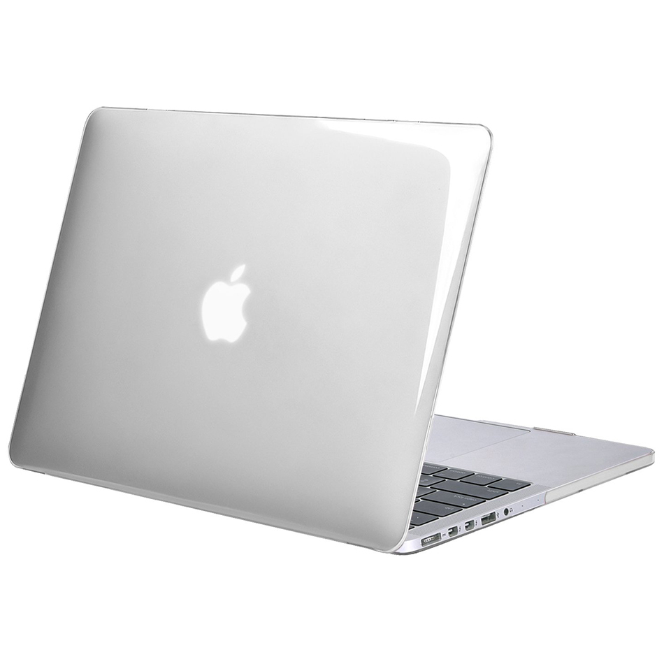 official photos dc604 2fb8d Crystal Hard Case - Apple MacBook Pro Retina 13-inch (Clear)