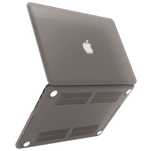 Frosted Hard Case for Apple MacBook Pro Retina (13-inch) - Grey